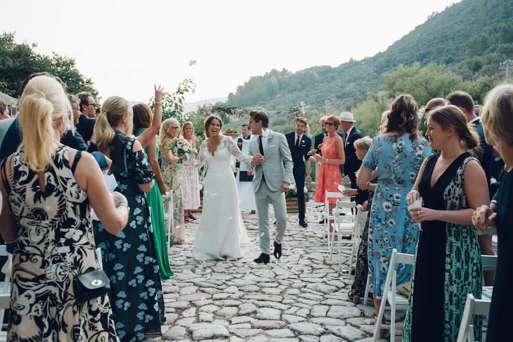 La boda de Ellen y Robin